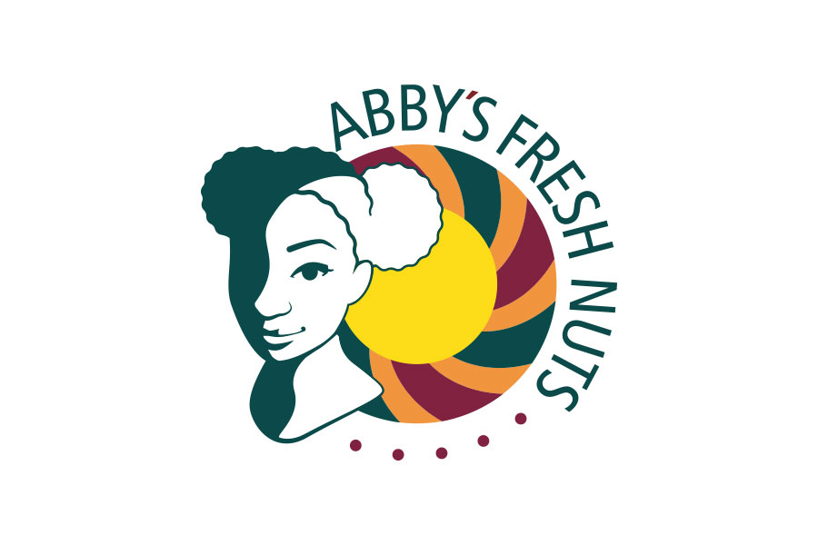 Logos -Abby's Fresh Nuts